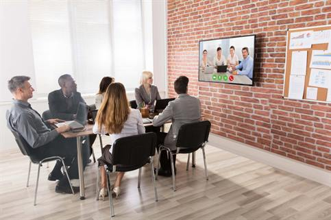 Best Video Conference System for Many Participants